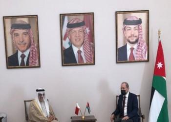 مباحثات أردنية بحرينية تناولت التطورات الإقليمية