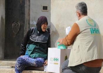الإغاثة التركية تقدم مساعدات لكوادر الصحة بالسودان