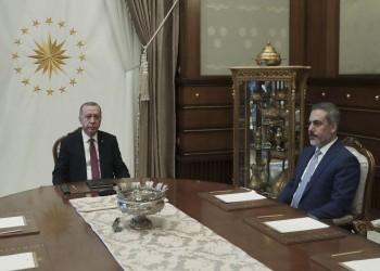 تقارير: تركيا تفتح قناة سرية لترسيخ العلاقات مع إسرائيل