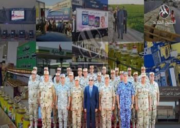 يخضع للسرية.. رايتس ووتش تعلق على الوضع المالي للجيش المصري