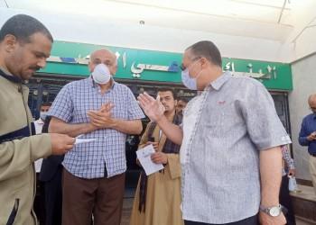 2.3 مليون مصرى يسجلون بمنحة العمالة غير المنتظمة