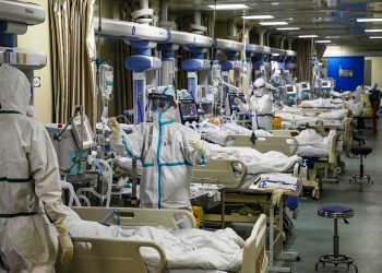 كورونا أمريكا.. 121 ألف إصابة و1822 وفاة خلال 24 ساعة