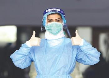 دراسة: 80% من إصابات كورونا بالكويت أعراضها متوسطة أو أقل