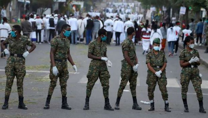 استسلام مسؤولة بارزة بقيادات تيجراي للحكومة الإثيوبية