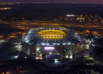 مونديال 2022.. قطر تنتهي من نصف الملاعب