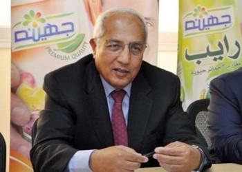 السلطات المصرية تحتجز صفوان ثابت صاحب شركة جهينة