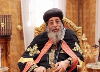 تواضروس: تقنين أوضاع 1600 كنيسة بمصر خلال 4 سنوات (فيديو)