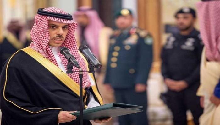 وزير الخارجية السعودي: التطبيع مع إسرائيل خطوة صحيحة