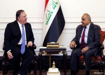 رئيس وزراء العراق السابق: إدارة ترامب طلبت مني قطع العلاقات مع إيران
