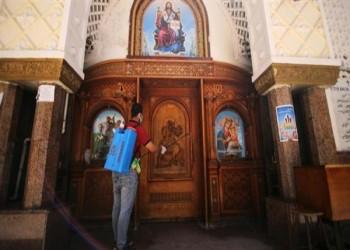 خلال 24 ساعة.. وفاة 5 كهنة مصريين متأثرين بكورونا