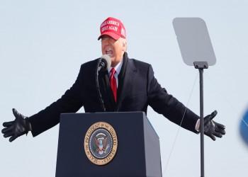 بعد الرئاسية.. ترامب يتحدث عن محاولات لتزوير انتخابات مجلس الشيوخ