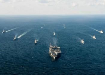 البحرية الأمريكية: ردعنا إيران بعد شهور من هجمات واستيلاء على سفن