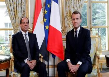 ماكرون ردا على دعوات حقوقية: لن نربط التعاون مع مصر بالديمقراطية
