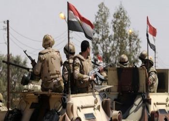 الجيش المصري يعلن مقتل 25 شخصا واستهداف 7 عسكريين
