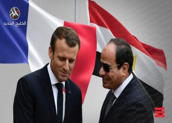 السيسي: أولويتنا مع فرنسا محاربة الإسلام السياسي والإخوان