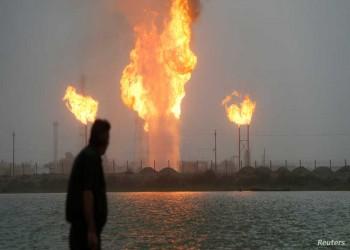 تفجير بئري نفط بحقل خباز في كركوك شمالي العراق