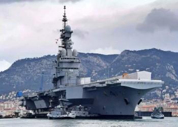 فرنسا تبني حاملة طائرات جديدة تعمل بالطاقة النووية