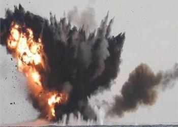 التحالف العربي يعلن اعتراض زورقين حوثيين مفخخين جنوب البحر الأحمر