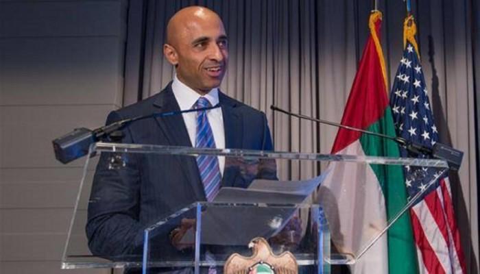العتيبة يعلق على دعم الشيوخ الأمريكي لصفقة الأسلحة الإماراتية