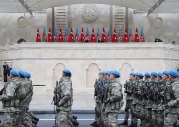 من أذربيجان.. أردوغان يحتفل بالنصر ويطالب بمحاسبة أرمينيا (فيديو)