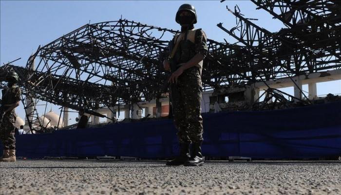 وصول قوة عسكرية سعودية لأبين اليمنية