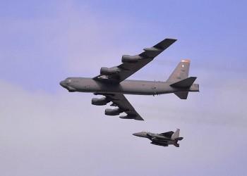 أمر غير تقليدي.. قاذفات أمريكية عملاقة وطائرات خليجية تقترب من إيران