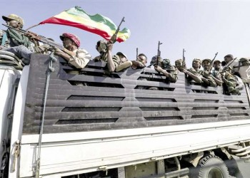 رغم نفي البلدين.. أمريكا تؤكد وجود عسكري إريتري في تيجراي الإثيوبي