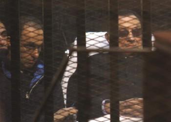 عن قضايا مبارك وصفوان والسويركي