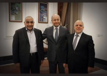 العراق.. عبدالمهدي ينفي مزاعم العبادي حول طائرة اغتيال قاسم سليماني