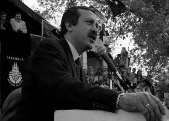 في مثل هذه اليوم.. ألقى أردوغان قصيدة أدخلته السجن