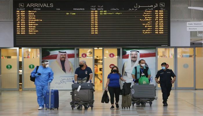 الكويت تتوقع تحصيل 31.5 مليون دولار من إيرادات إقامة الوافدين
