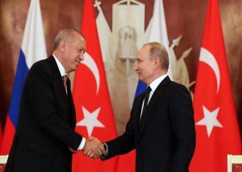 بوتين أخفى غضبه من زيارة أردوغان لأذربيجان.. لماذا؟