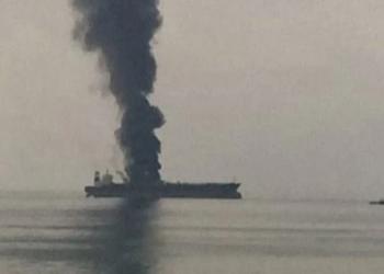 أضرار بالميناء ومركز توزيع نفط.. انفجار يستهدف سفينة بريطانية قبالة جدة