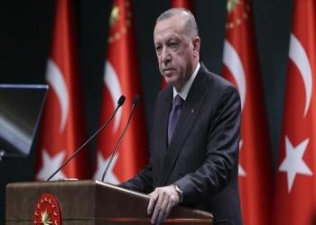 أردوغان: ننتظر دعم أمريكا وأوروبا في مكافحة الارهاب
