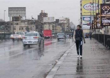 الأحوال الجوية تعطل الدراسة وتغلق ميناءين في مصر