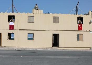 مناورات عسكرية تركية قطرية لمكافحة الإرهاب (صور)