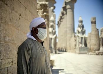 77% تراجعا بأعداد السياح القادمين إلى مصر في 2020