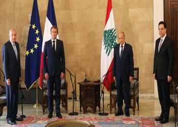 بسبب إصابته بكورونا.. ماكرون يلغي زيارته للبنان