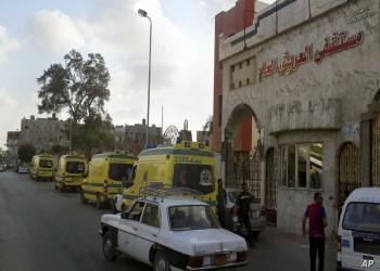 قتلى وجرحى من رجال الأمن بانفجارين في سيناء