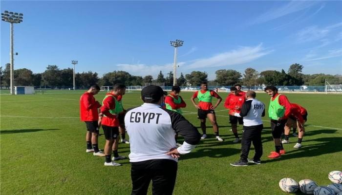 للمباراة الثانية.. اعتبار منتخب شباب مصر خاسرا أمام تونس