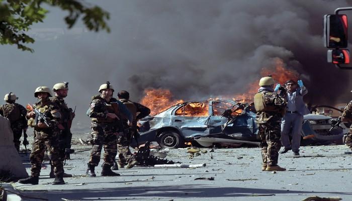 مقتل 15 معظمهم من الأطفال في تفجير شرقي أفغانستان