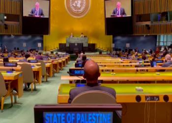 بالإجماع.. انتخاب فلسطين عضوا بالمكتب التنفيذي للجنائية الدولية (فيديو)