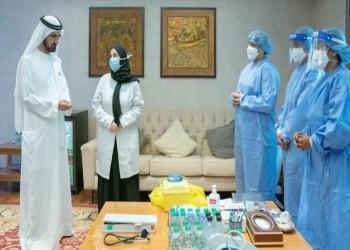 بن راشد: الإمارات الأولى شرق أوسطيا في كفاءة التعامل مع كورونا