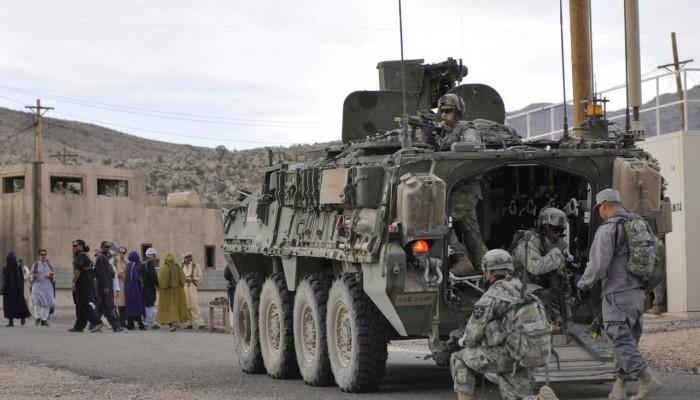سقوط صواريخ على أكبر قاعدة أمريكية في أفغانستان - الخليج الجديد