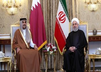 روحاني يهنئ أمير قطر باليوم الوطني ويأمل في مزيد من التعاون