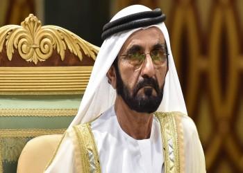 محمد بن راشد أول زعيم عربي يدخل عالم تيك توك