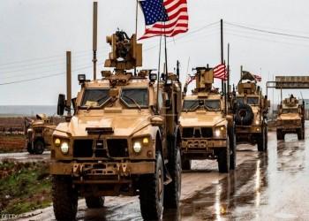 سوريا تعلن دخول رتل عسكري أمريكي يضم 73 آلية من العراق