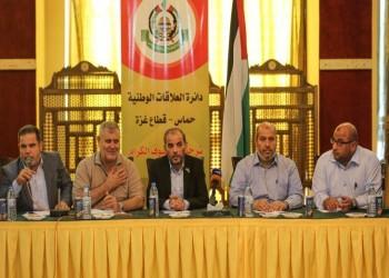 حماس: هناك فيتو من أطراف عربية لمنع دخولنا لمنظمة التحرير