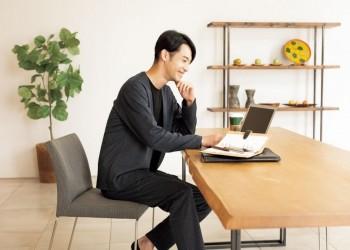 شركة يابانية تبتكر بدلة خاصة باجتماعات زووم.. ماذا تفعل؟