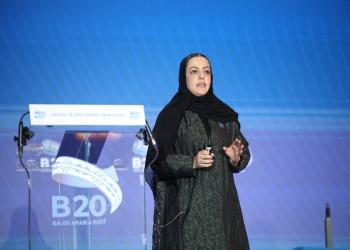 تعيين رانيا نشار رئيسة بنك سامبا السابقة مستشارة لمحافظ السيادي السعودي